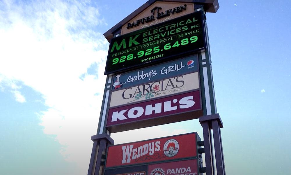 Billboards In Prescott Valley, Arizona