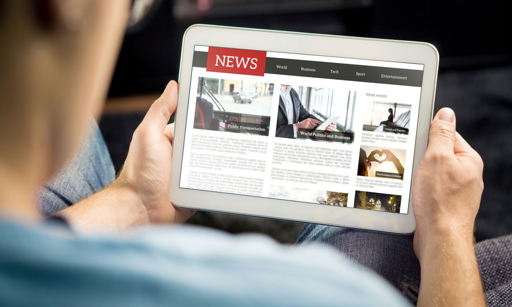 Online News Sites and the Rise of Online Community Advertising