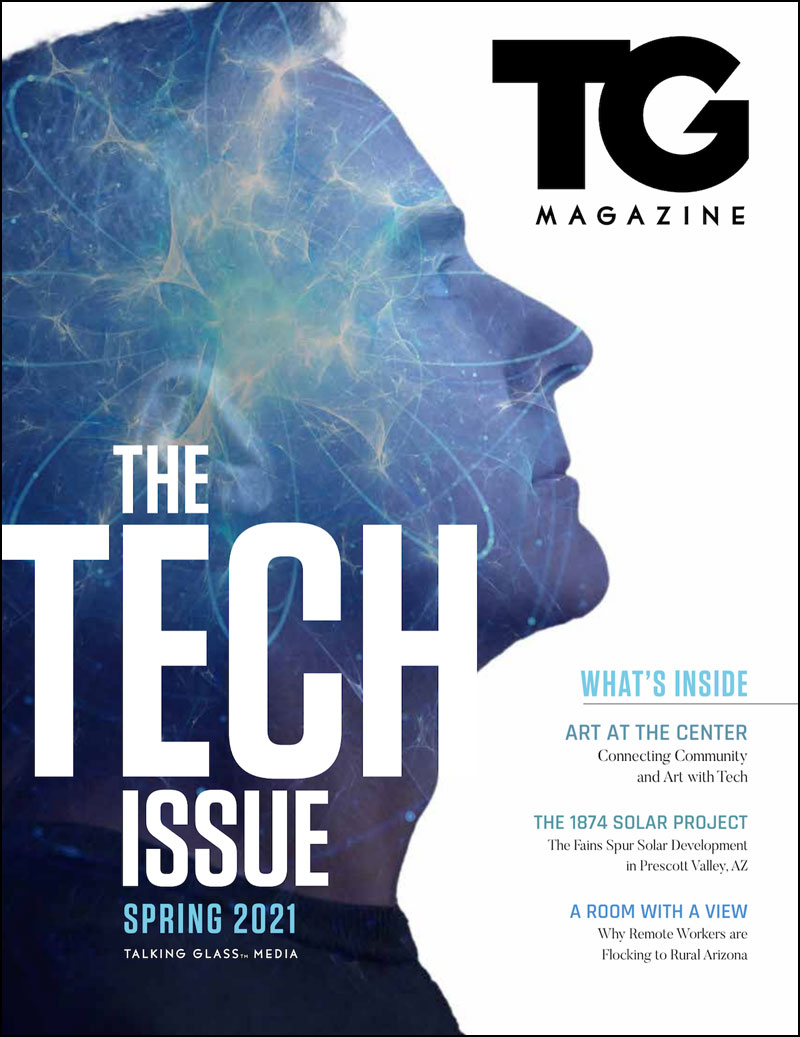 TG Magazine Cover - March 2021