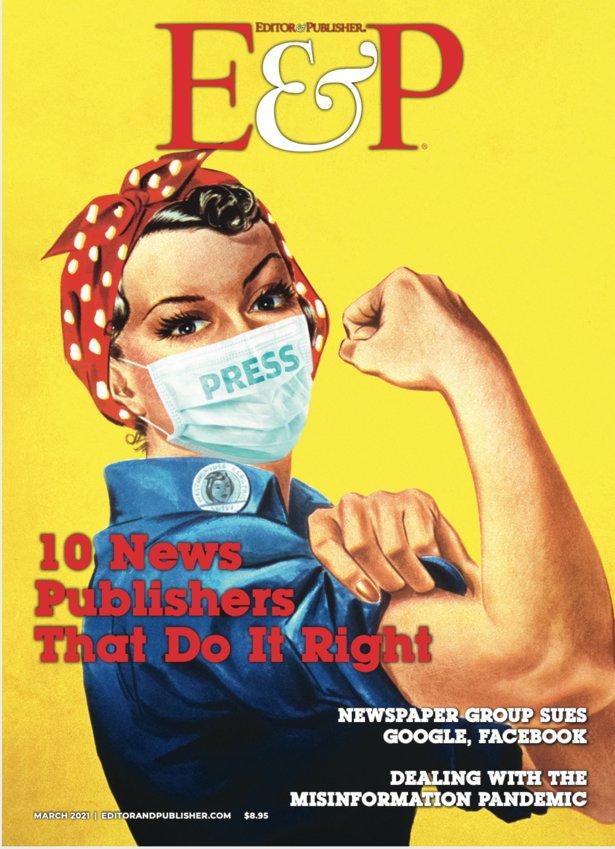 Editor and Publisher Magazine