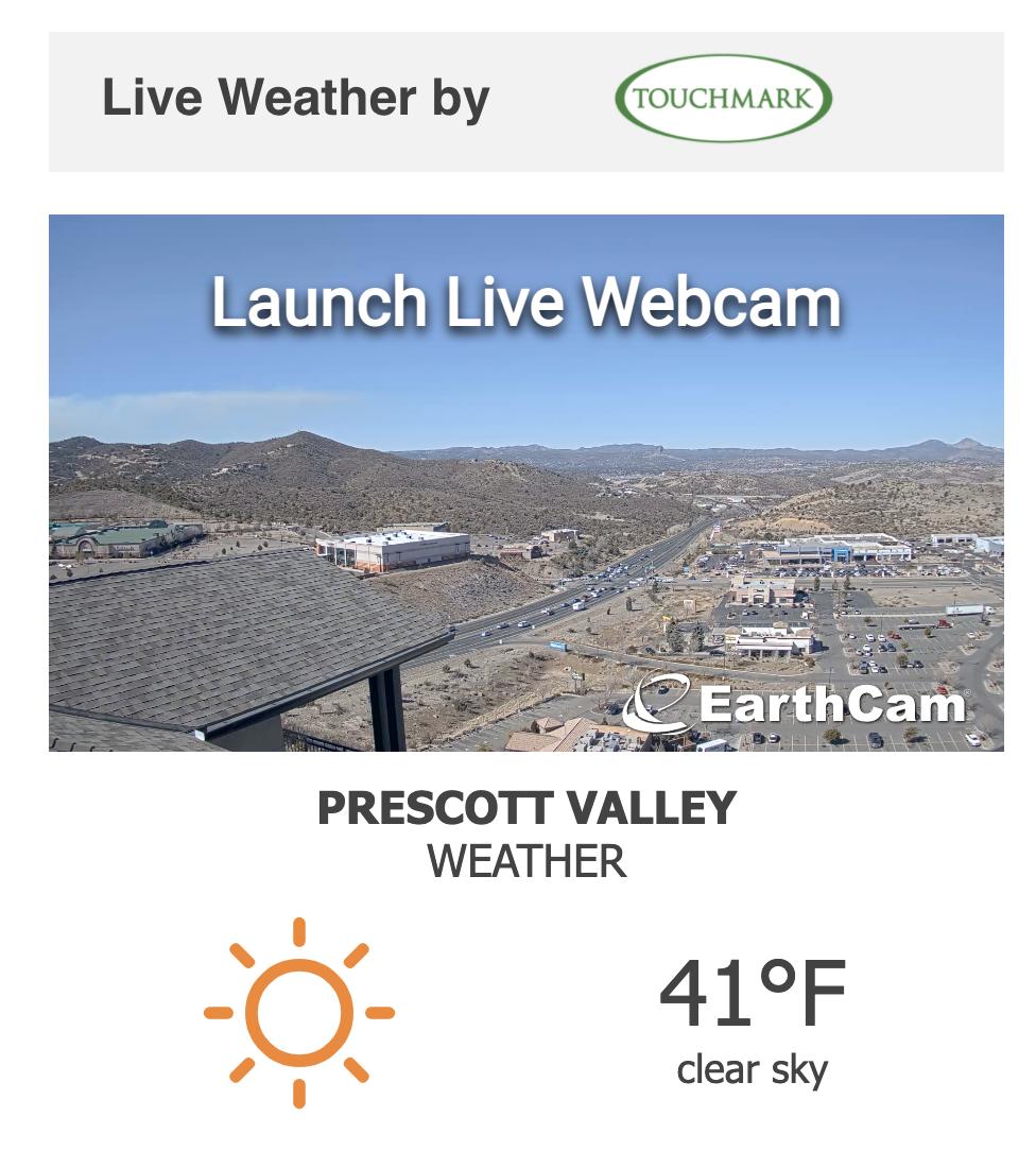Prescott Weather Cam