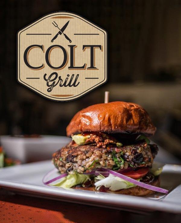 Portfolio Project: Colt Grill