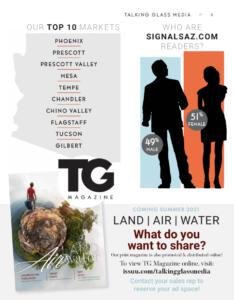TG Magazine of Prescott Valley