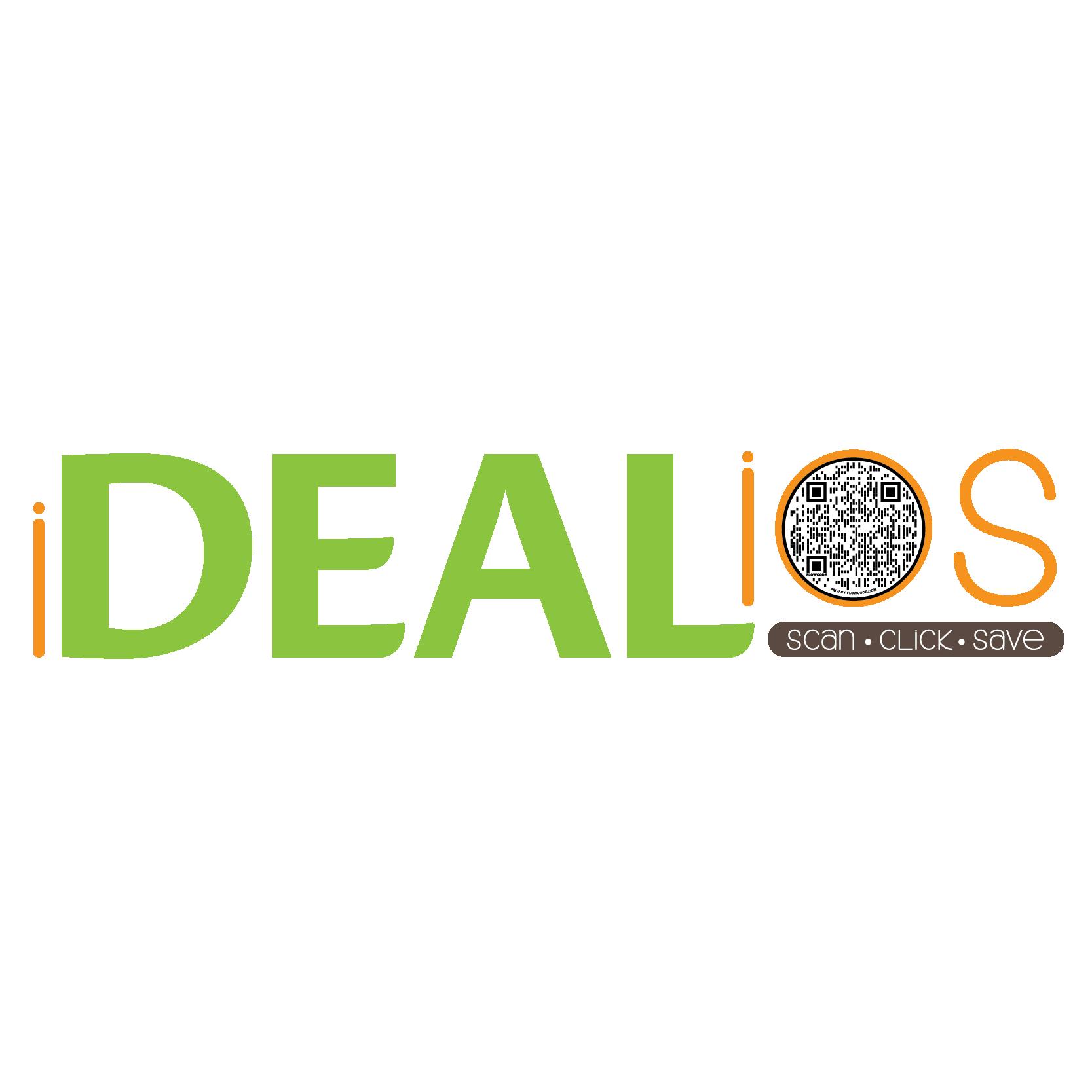 iDEALios deals coupons savings discounts Prescott