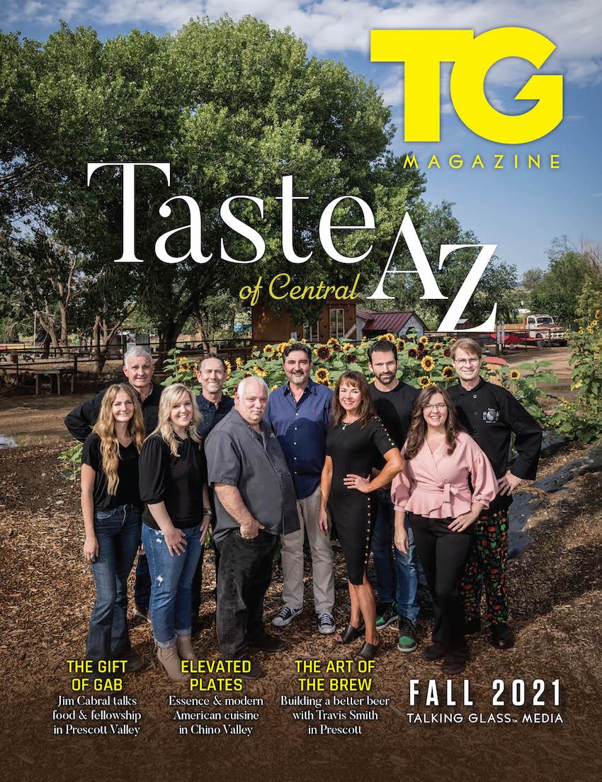 TG Magazine Taste of Central Arizona